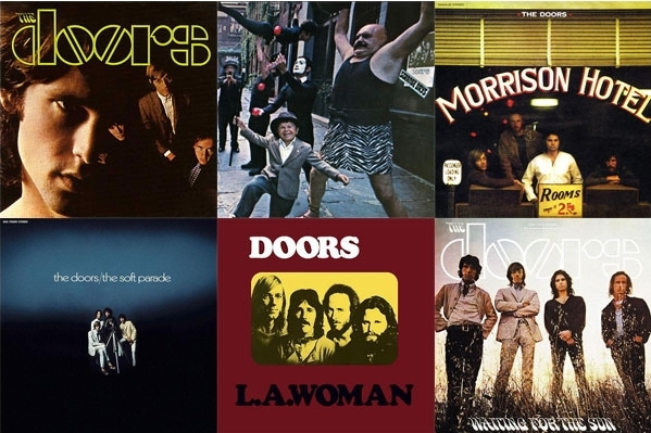 & doors-vinyl-covers | The Fire Note