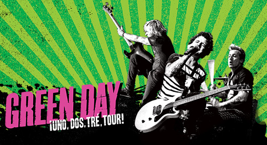 green day announce three intimate club shows to kick off 2013 tour the fire note. Black Bedroom Furniture Sets. Home Design Ideas