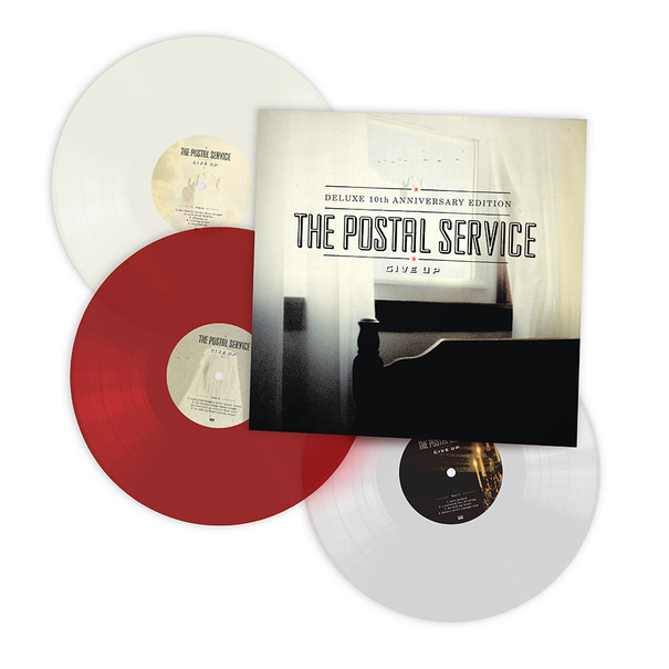 The Postal Service Give Up Ltd Deluxe Edition Pre Order