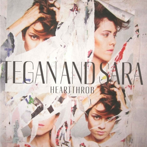 Tegan And Sara Heartthrob Album Review The Fire Note
