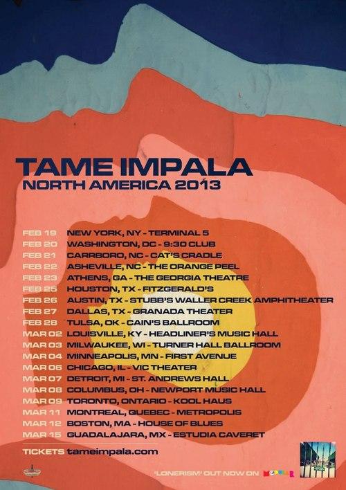 tame-impala-north-american-tour