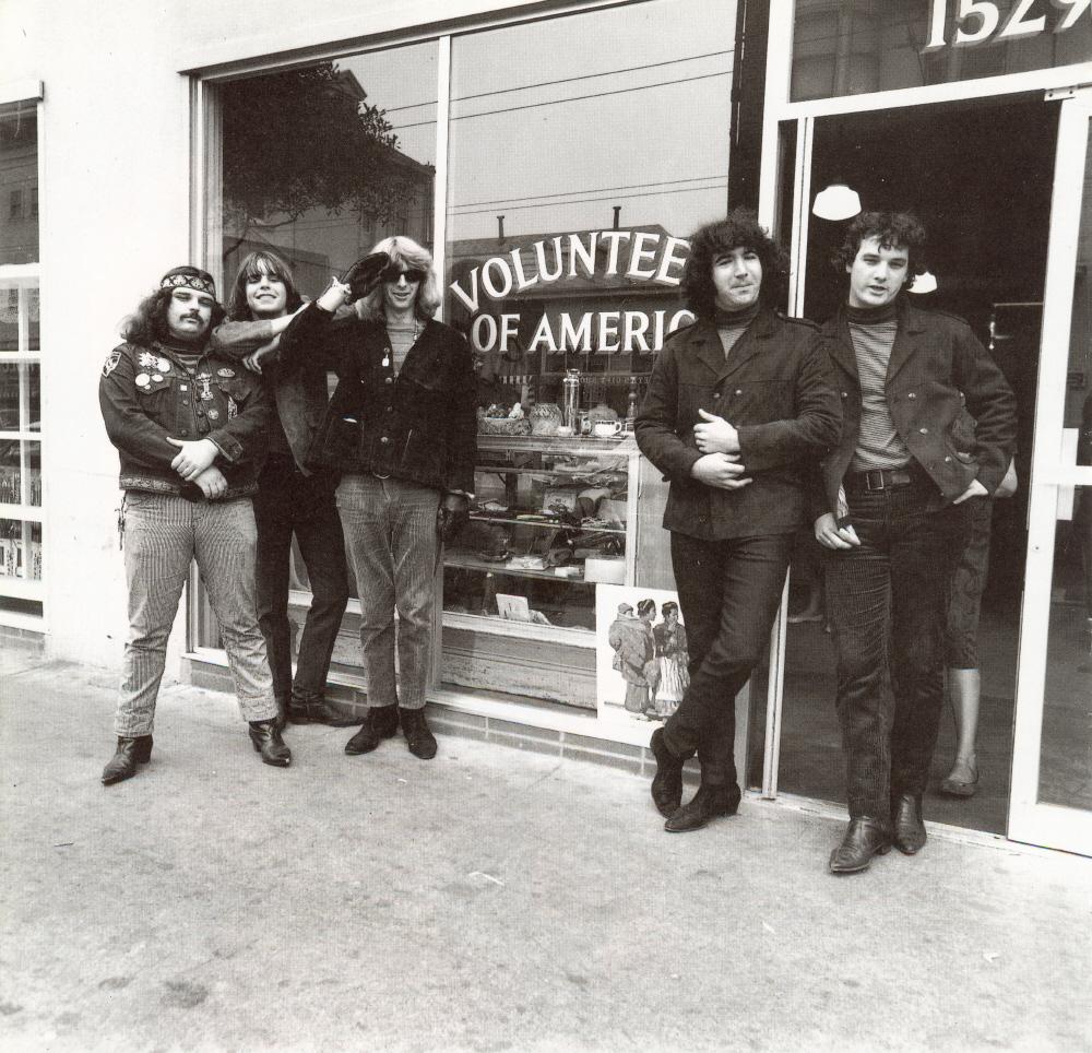 Grateful Dead 1966