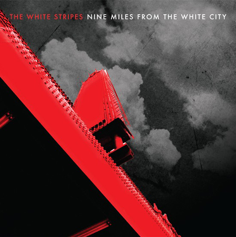 the-white-stripes-nine-miles-from-white-city-cover