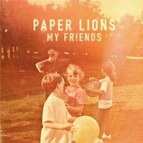 paper-lions-my-friends-cover