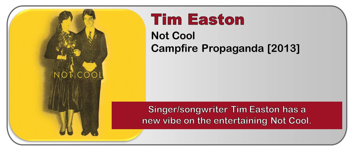 Tim Easton: Not Cool [Album Review]