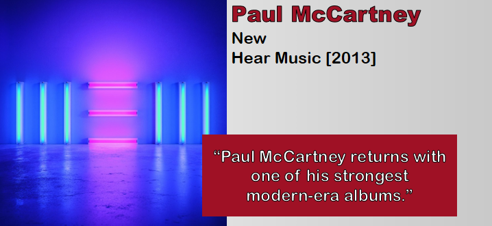 paul mccartney new album review the fire note. Black Bedroom Furniture Sets. Home Design Ideas