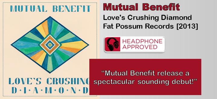 Mutual Benefit Love S Crushing Diamond Album Review