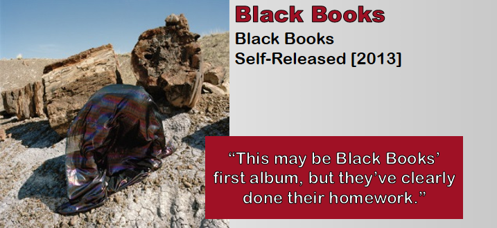 Black Books: Black Books [Album Review]