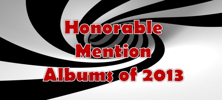 honorable mention 2013