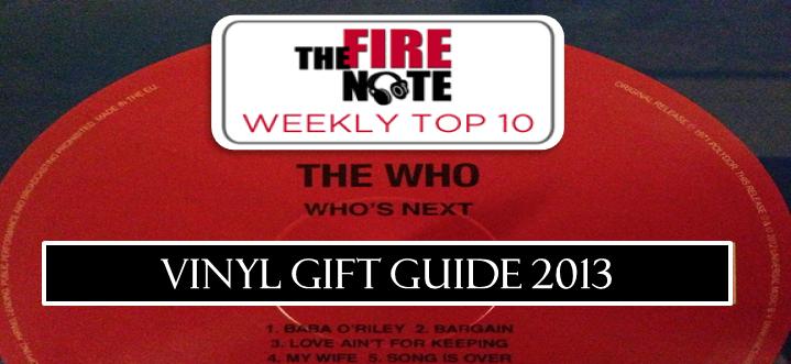 top 10 vinyl guide 2013