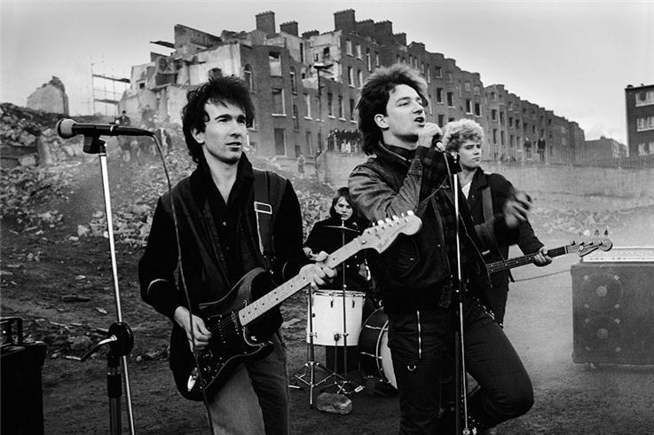 U2 1981 in Dublin city415