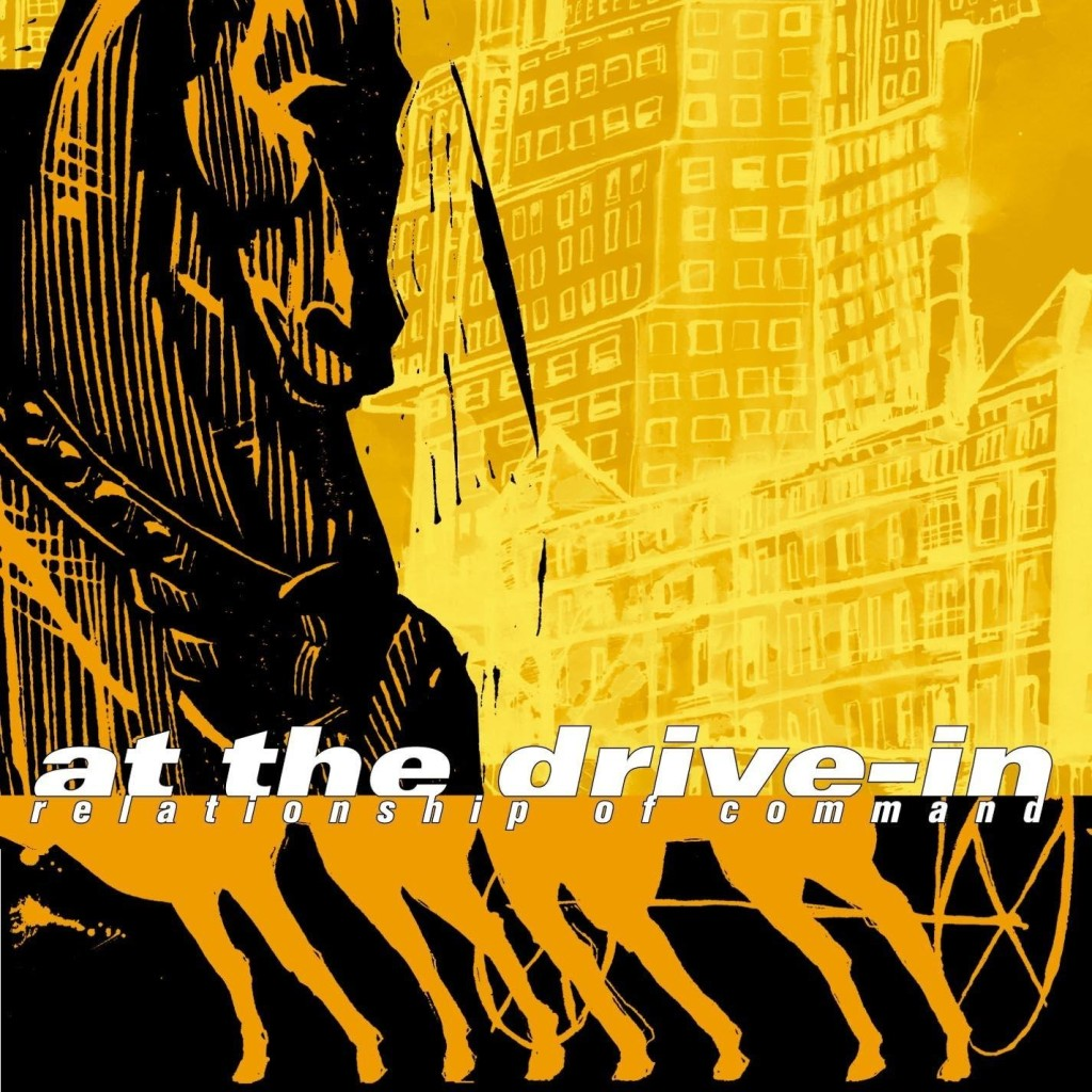 at-the-drive-in-relationshiop-of-command