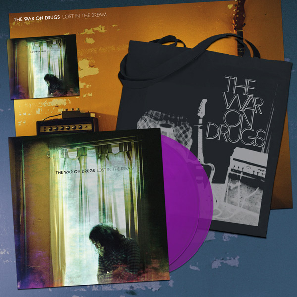 The War On Drugs Lost In The Dream Ltd Purple Vinyl