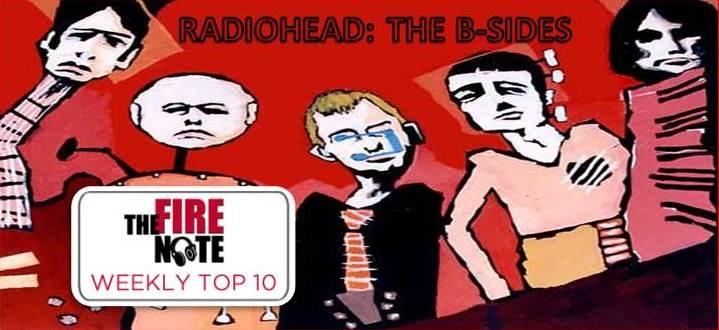 top 10 radiohead