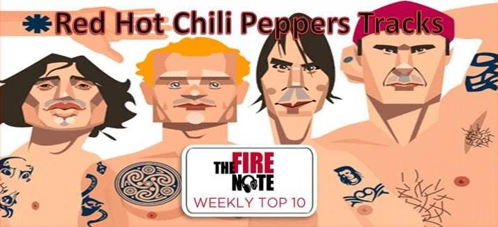 top 10 rhcp