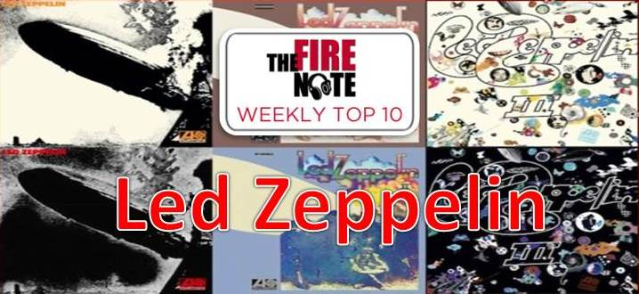 top 10 led zep
