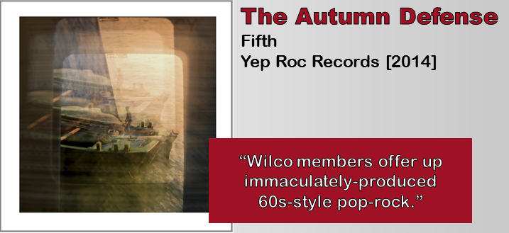 The Autumn Defense: Fifth [Album Review]