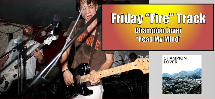 friday fire champion lover