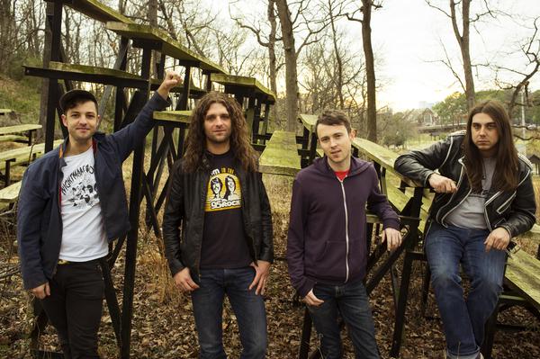 Lee Bains III & the Glory Fires Band Photo