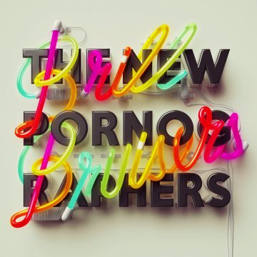 The New Pornographers' Limited LP / Multi-Color Vinyl