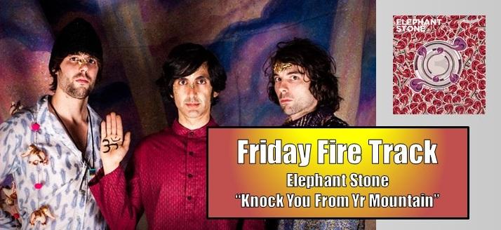 friday fire elephant stone
