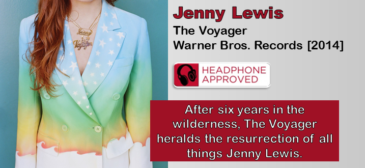 Jenny Lewis: The Voyager [Album Review]