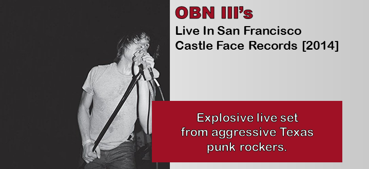 OBN III's: Live In San Francisco [Album Review]