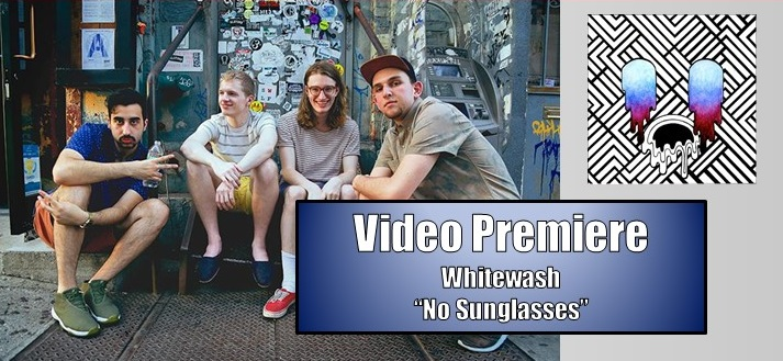 whitewash video premiere