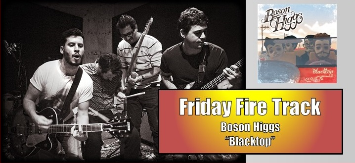 friday fire boson higgs