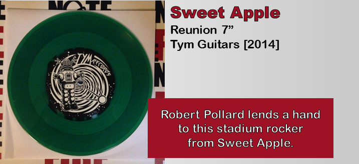 Sweet Apple: Reunion [7-Inch Feature]