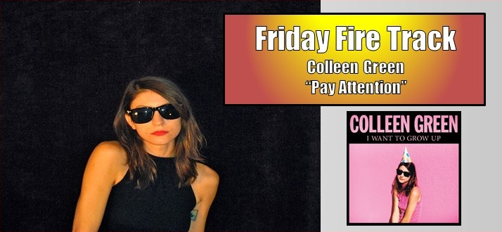 friday fire colleen green