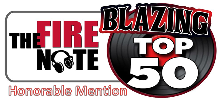 blazing top 50 honorable mention