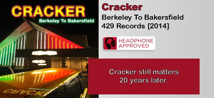 Cracker: Berkeley To Bakersfield [Album Review]