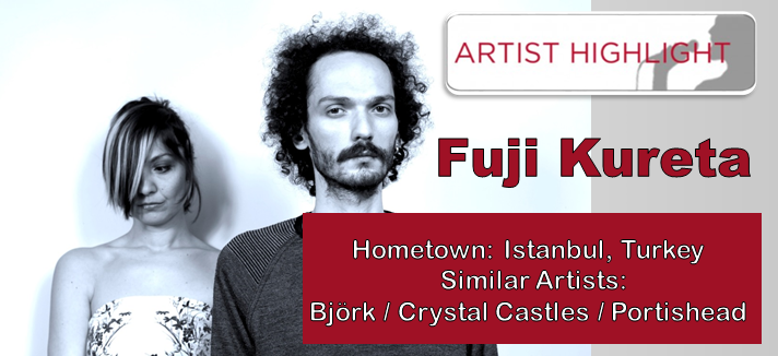 artist highlight fuji kureta
