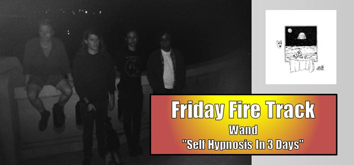 fire track wand