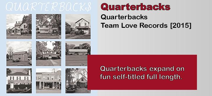 Quaterbacks: Quaterbacks [Album Review]