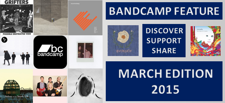 bandcamp march 15