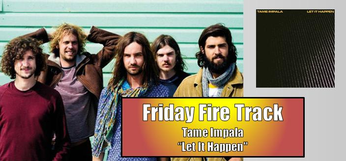 fire track tame impala