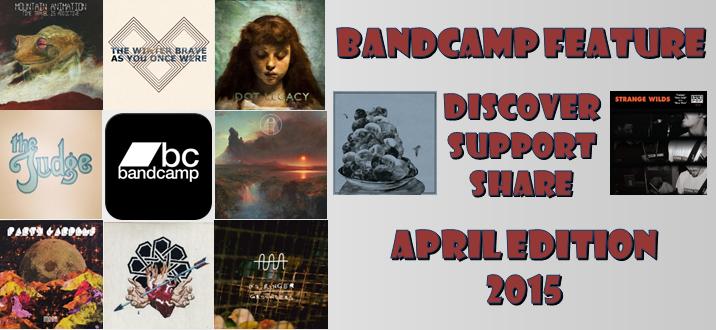 bandcamp april 15