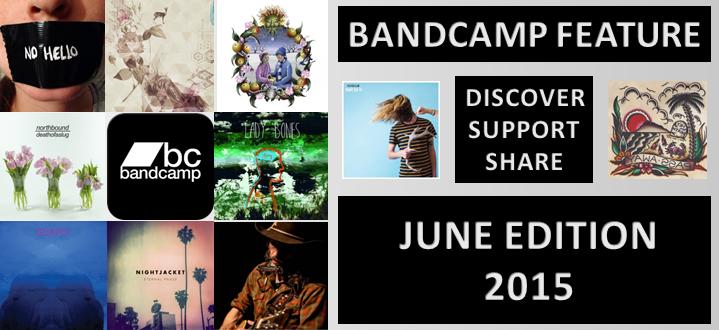 bandcamp june 15
