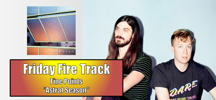 fire track fine points