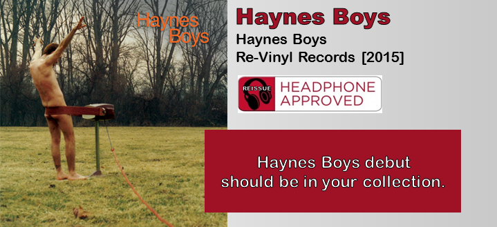 Haynes Boys: Haynes Boys [Album Review]