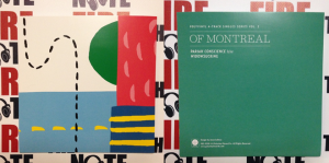 of montreal 7 inch covers