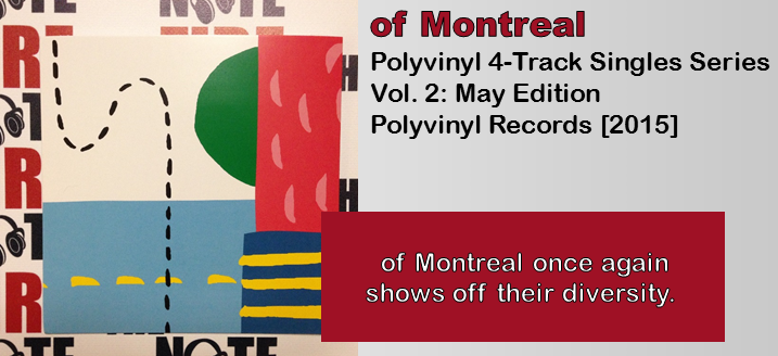 of montreal 7 inch
