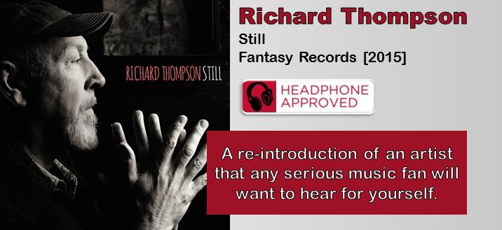 Richard Thompson: Still [Album Review]