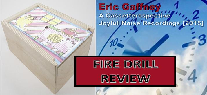 Eric Gaffney: A Cassetterospective [Album Review]