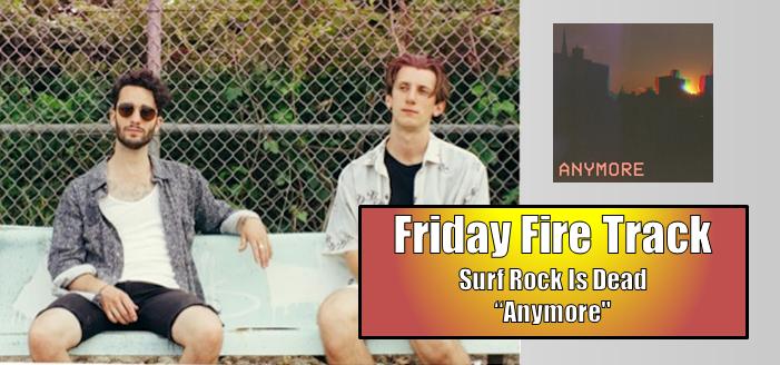 fire track surf rock dead