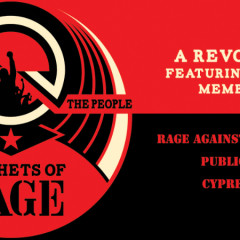 Prophets Of Rage: Politically Charged & Musically Satisfying [Concert Review]