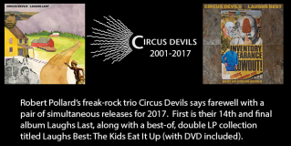 Circus Devils Say Farewell with Pair of Releases in 2017: Tracklists Included