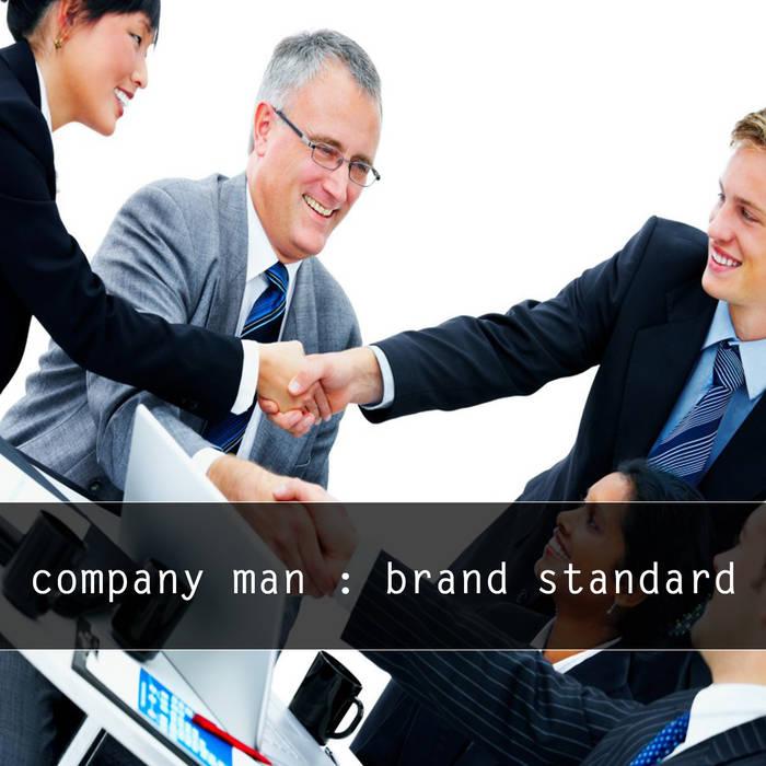 company-man-brand-standard